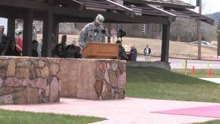 WATCH the Fort Carson Honor Rally for Fallen Hero SSG Kennith Mayne Part 1