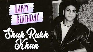 Shahrukh Khan birthday 2018