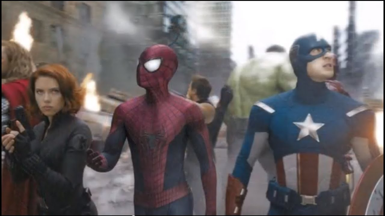 Quicksilver Avengers 2 Concept Art What if Spider-Man was...