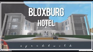 Roblox | Bloxburg | Hotel