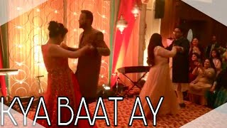 Kya Baat Ay| Harrdy Sandhu| Wedding Choreography| Jaani| B Praak| Couple Dance| Bolly Garage