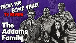 The Addams Family (1964-1966) TV Series Review | FROM THE BONE VAULT