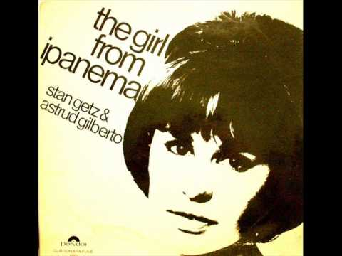The Girl From Ipanema by Astrud Gilberto