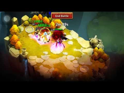 Battle Altar Defeating 5/5 Revit PD, 4/5 Revit Aries Cupid & Mino By ASoT