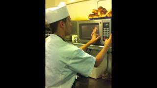 Chefe de cozinha - Londres ( Patisserie Valerie )