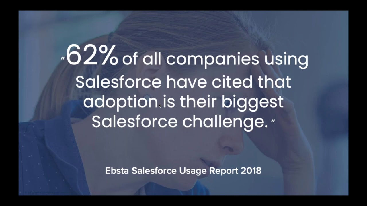 [Webinar] The Secret Sauce for Consistent Salesforce Adoption and Training