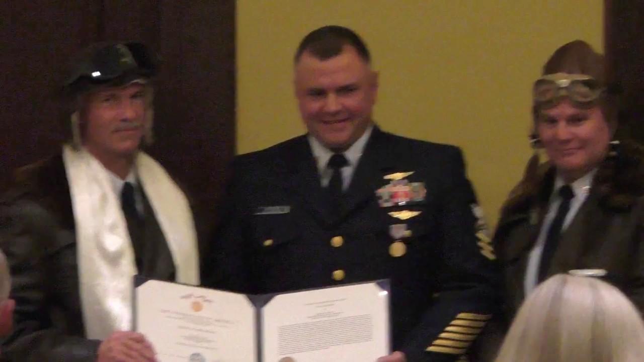 USCG AVIATION CENTENNIAL Awards—Coast Guard Medal Award