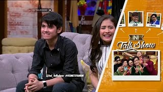 Best Moment Aliando dan Prilly Ini Talk Show Spesial 2 tahun Part 1 6