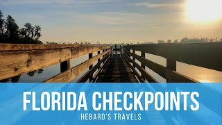 Florida Checkpoints and Hotspots | RVing During a Pandemic