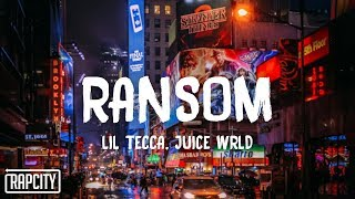 Lil Tecca ft. Juice WRLD - Ransom Remix (Lyrics)