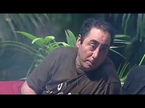 David Gest Tells The Camp About Vaginica Seaman | I'm A Celebrity...Get Me Out Of Here!