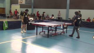 Final Abierto Akrón 2014: David Garrido(IMSS) vs Milton García(IMSS)