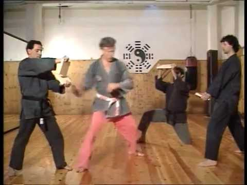 Kung Fu Okinawa with John Armstead