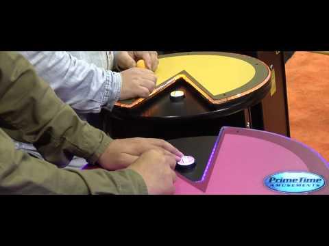 PacMan Battle Royale - Arcade 4 Player Pac Man - PrimeTime Amusements