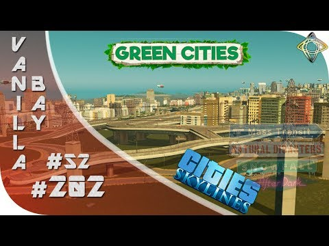 Cities: Skylines [Green Cities DLC]🏥#S2#202 - ein Versuch [HD] [Gameplay] [Deutsch] [German] |