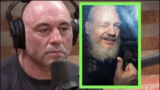 Baixar Joe Rogan on Julian Assange's Arrest