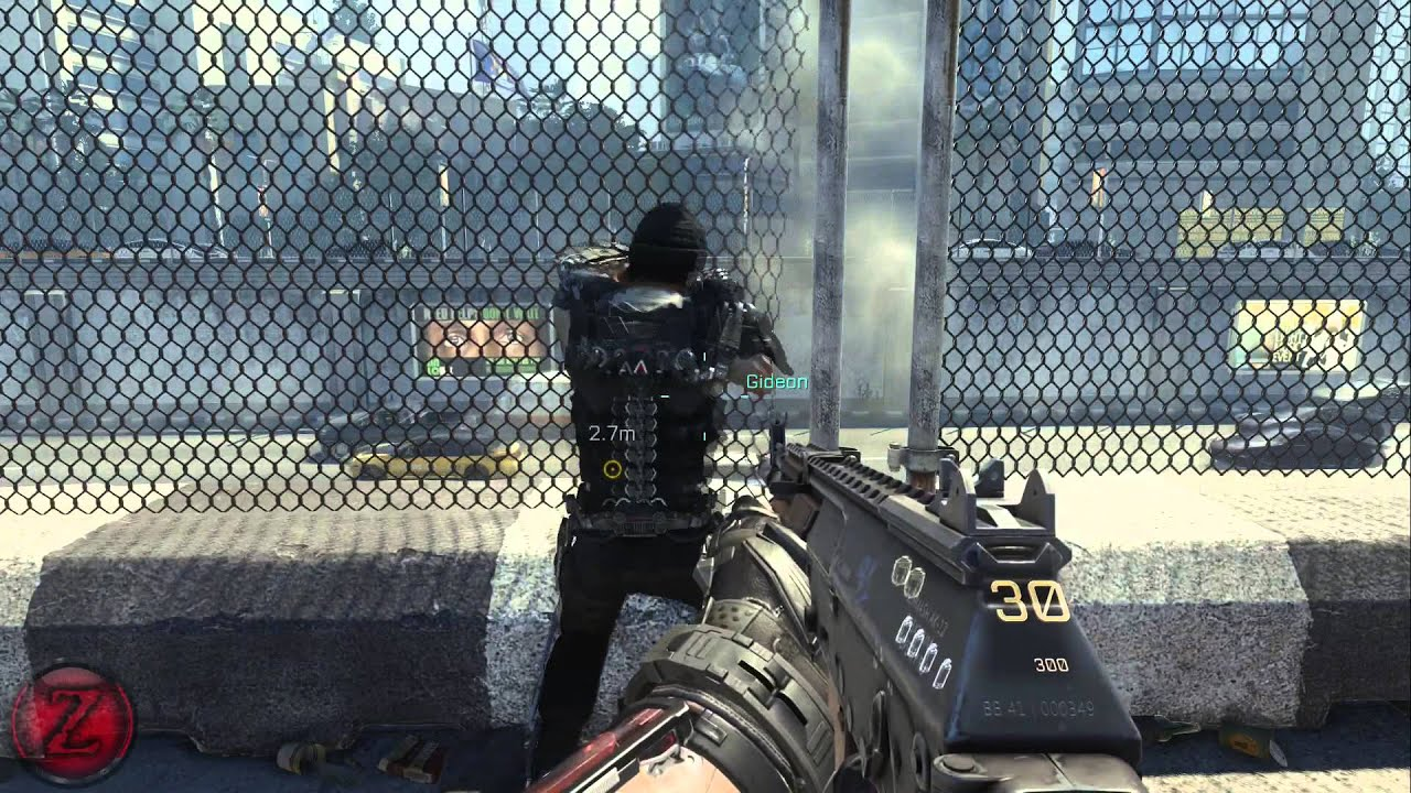 Call Of Duty Advanced Warfare Pc Gameplay Hd 1080p Max Settings Youtube