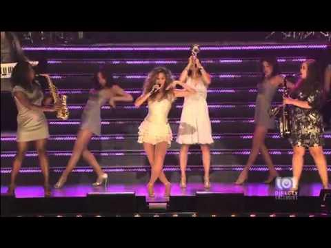 Beyonce Performs 'Deja Vu' LIVE In Japan