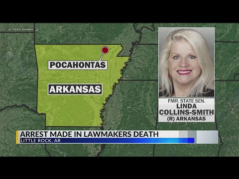Police: Arkansas woman arrested in ex-lawmaker's death