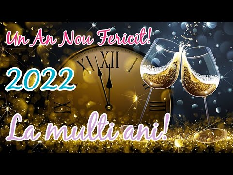 La multi ani 2021! Mesaje si urari de Anul Nou 2021. - YouTube