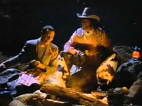 Pee-wee And Cowboy Curtis Go Camping