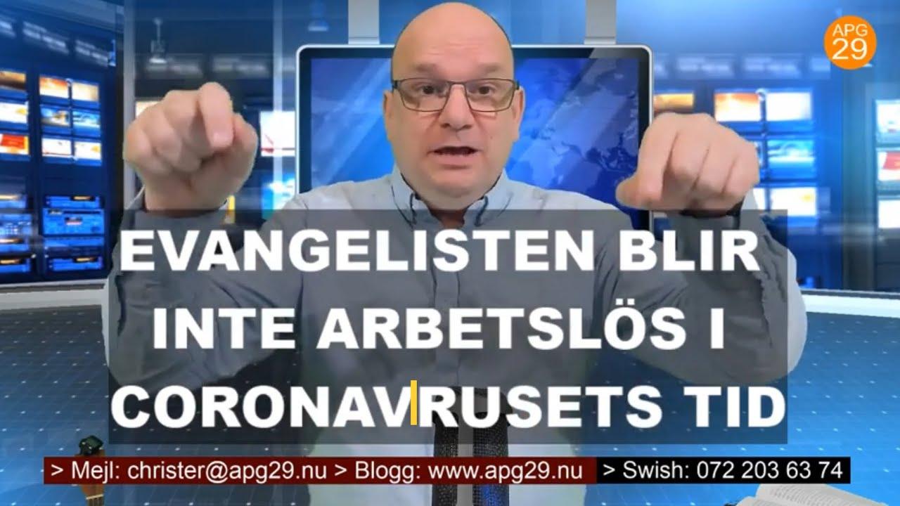 Christer Åberg i Live Apg29.Nu.