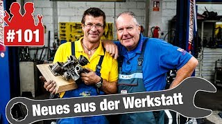 Turbolader: VTG vs. Wastegate | VW-Passat-Druckdose einstellen & Ladeluftschlauch im Galaxy kaputt