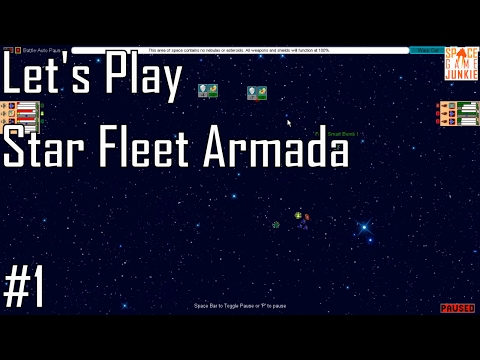 Star Fleet Armada Rogue Adventures - Hoooo Boy - Let's Play #1/5