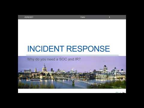 Rapid Breach Response -  Bytes  Managed SOC & Risk X Incident Response