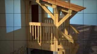 Крыльцо для частного дома своими руками(, 2015-05-18T14:36:45.000Z)