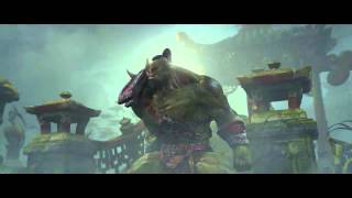 World of Warcraft Mists of Pandaria (Deutsch) Trailer