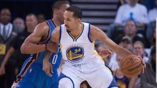 【NBA】ミスマッチ‼PGのポストアップ!【リビングストン】