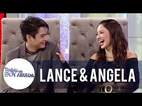 Lance And Angela Talk About Their Relationship Status | TWBA