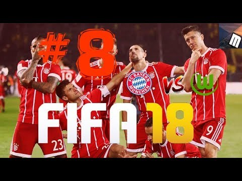 #8 (FaceCam) Let's Play Fifa 18 Karrieremodus - Paradenshow - MIRONATOR [Full HD/60 FPS]