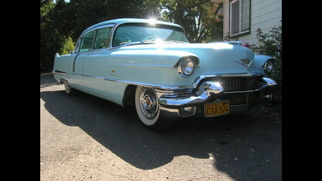 1956 Cadillac Fleetwood Sixty Special Road Test And Walk