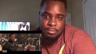 Honest Trailers - Black Panther Reaction