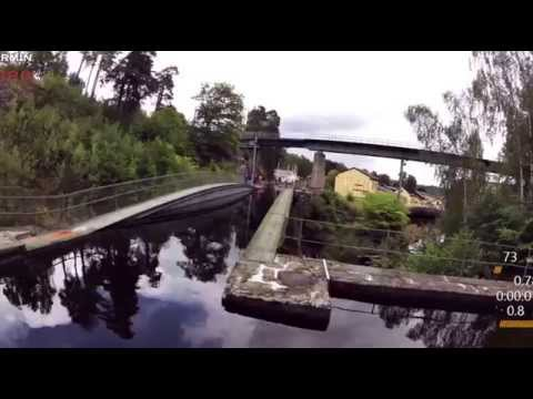 Dalsland Canal Sweden