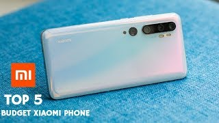Checkout the best budget xiaomi smartphones with camera & fast gaming experience. they are also latest smartphone from this year. you can...