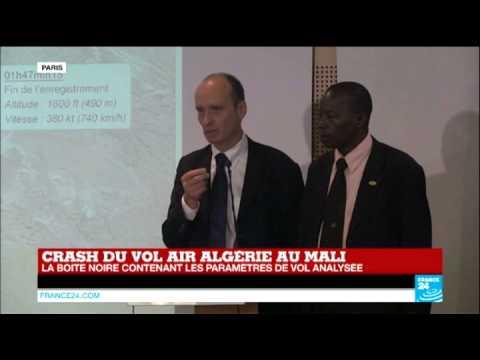 Vol AH5017 : la conférence de presse des experts du BEA en intégralité