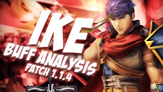 Ike Analysis Post Patch 1.14 Buff - Smash Bros Wii U - ZeRo