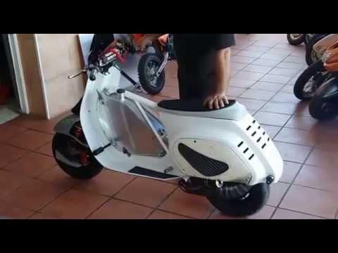 vespa 125 racing