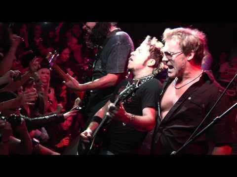 "Fozzy - ""Enemy 2011"" (Live)"