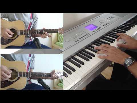 Augustana - Boston Cover (Piano, Guitar)