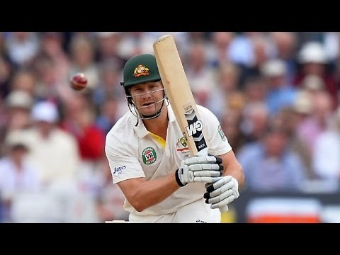 The Mercurial Shane Watson - Textbook Drives