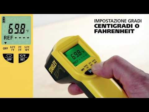 STANLEY Video Termometro ad Infrarossi STHT0-77365=DEST0149