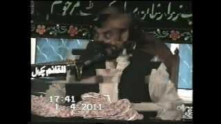 Zakir Syed Sabir Hussain Shah Behal