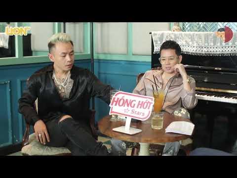 Binz và Andree kể về thời điểm bắt đầu rap: Bị bắt vì nghe Vietnamese Gang của Khanh Nhỏ