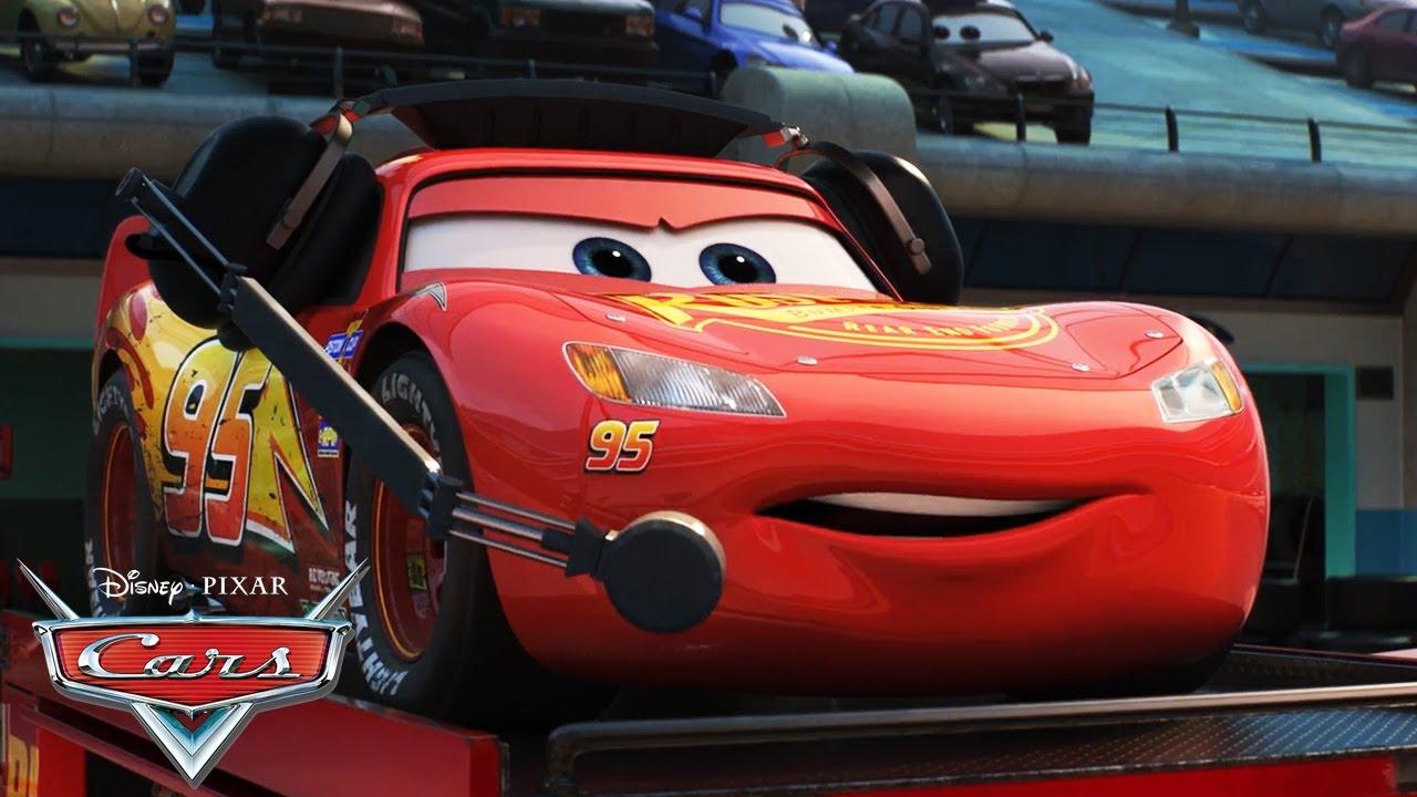 Best Racing Tips From Team Lightning McQueen   Pixar Cars