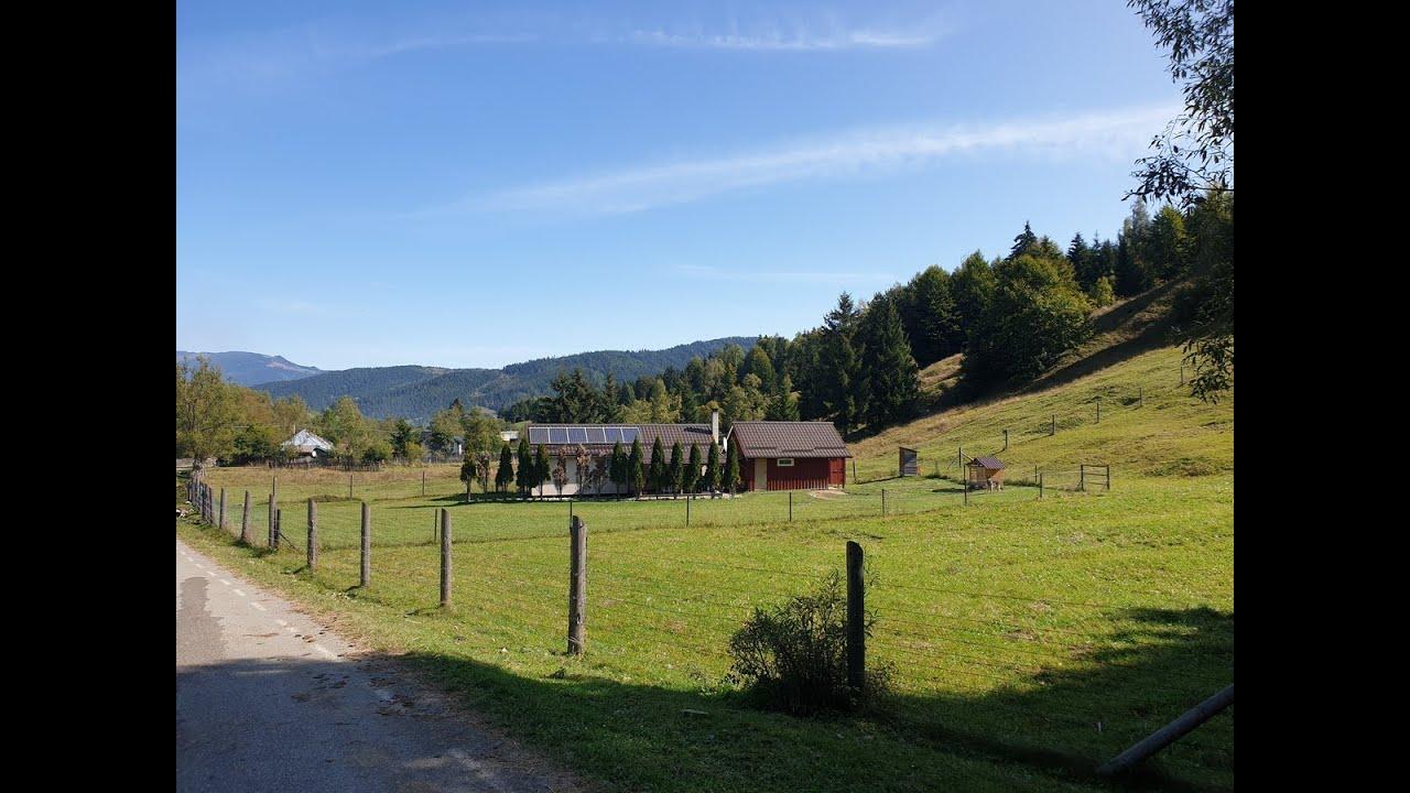 Casa de vacanta la munte (Carpatii Orientali)