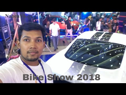 4Th Dhaka Bike Show 2018 🔥 Bike Ride/Play Games/Fun 🔥 NabenVlogs